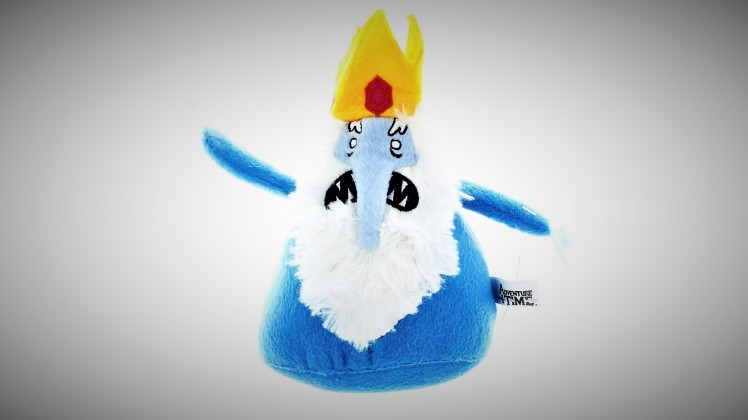 Adventure Time Plush Ice King