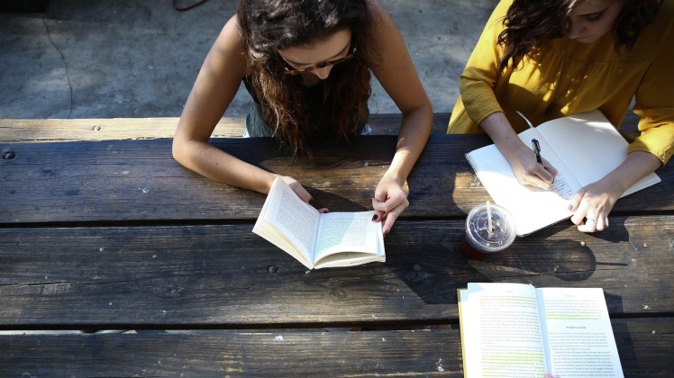 join a book club to make friends
